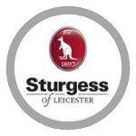 Sturgess of Leicester logo