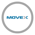 Movex logo